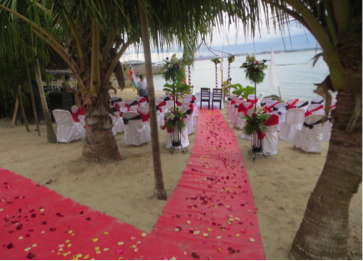 Weddings Precious Garden Of Samal
